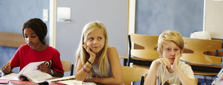 danskundervisning på sommerskolen