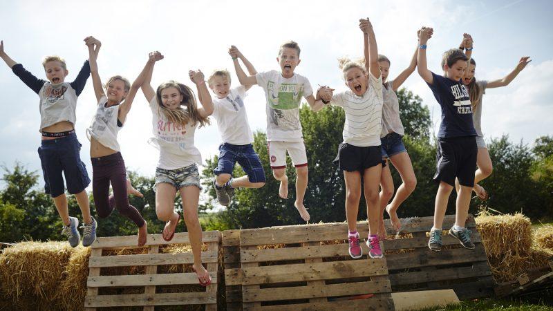 Sjove stunder på Sommerskolen og Familie-Sommerskolen