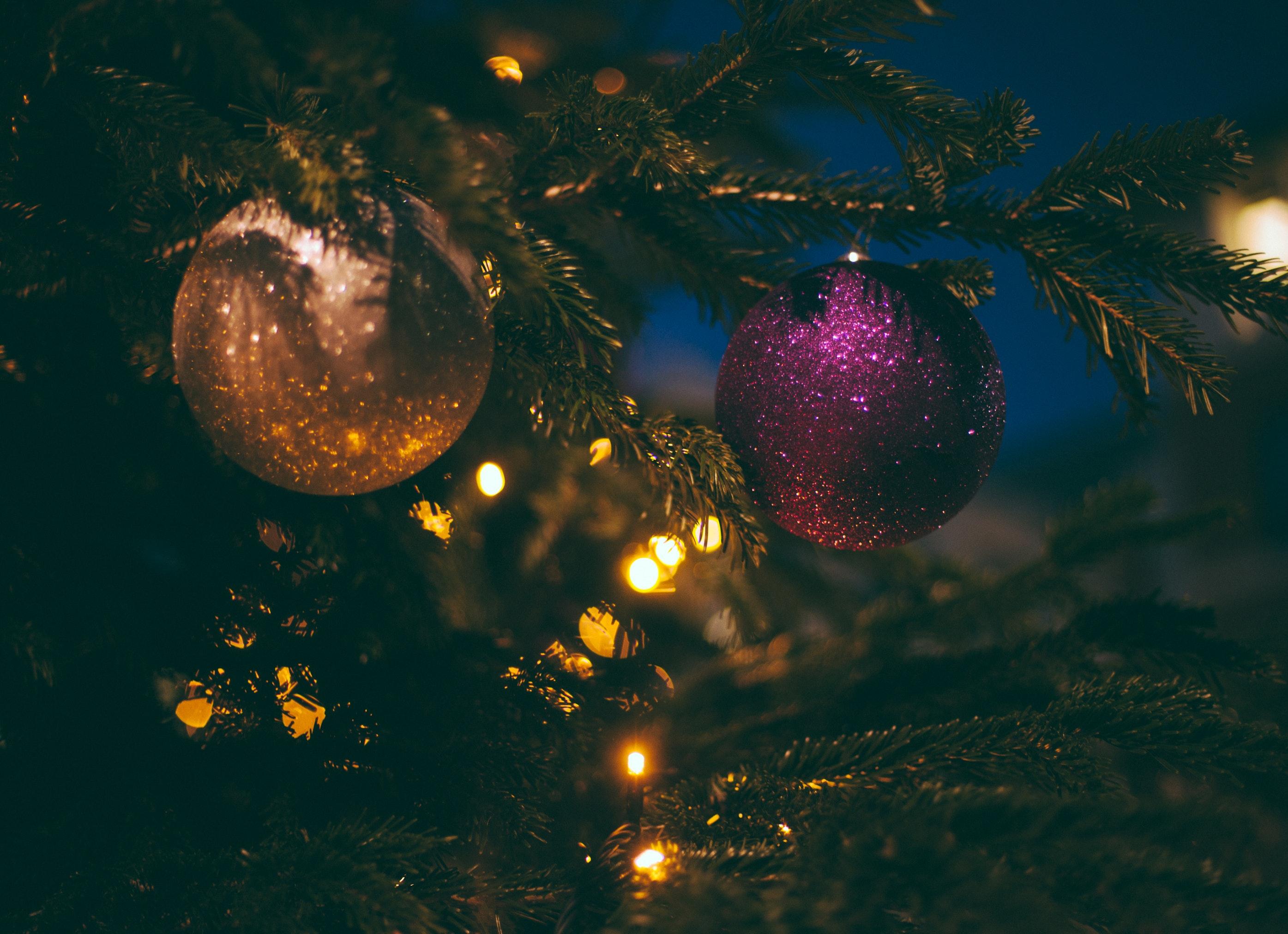 julekugler, medlemshilsen