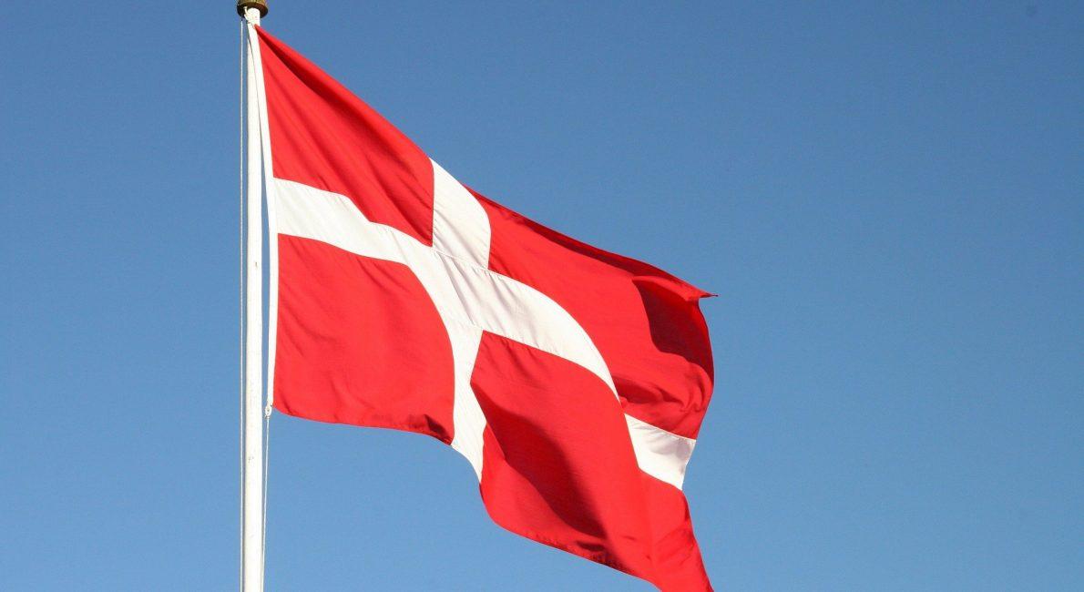 Dansk flag Danmark
